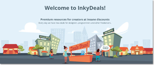 Welcome to InkyDeals!