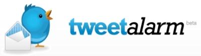 Alertas en Twitter