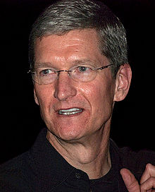 Apple Tim Cook sucesor de Steve Jobs