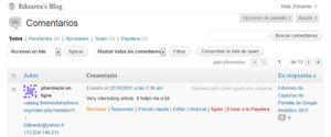 Configurar tu blog con WordPress