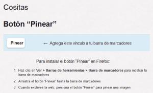 Manual básico de Pinterest