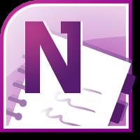Logo OneNote