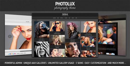 40 Grandes Temas de Fotografía Para WordPress | Eduarea\'s Blog