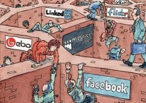 Aplastar a tus competidores en las redes sociales