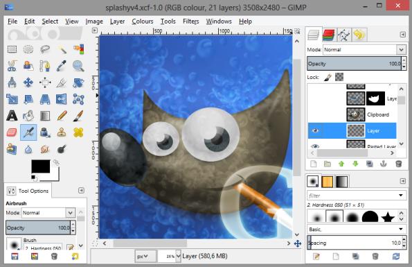 GIMO una herramienta de manipulación de imágenes