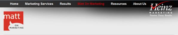 Mis 10 blogs preferidos de Marketing