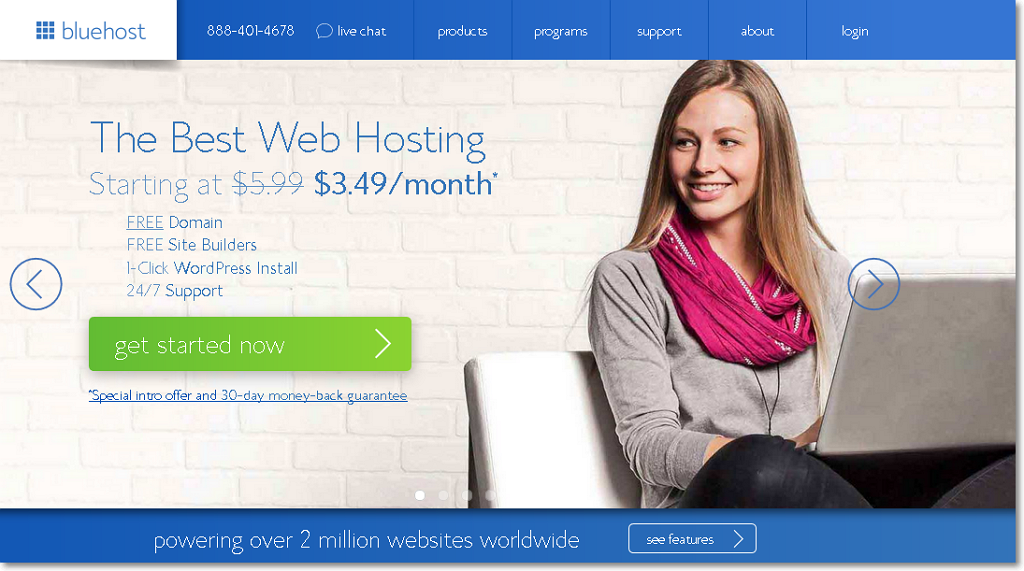 #Bluehost #hosting