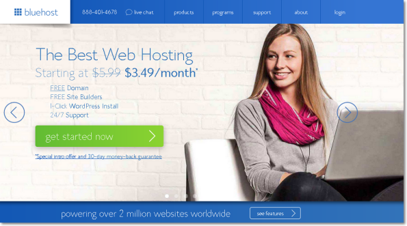 #Bluehost #hosting