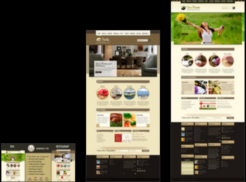 Tema para wordpress-Spa-Restaurant2