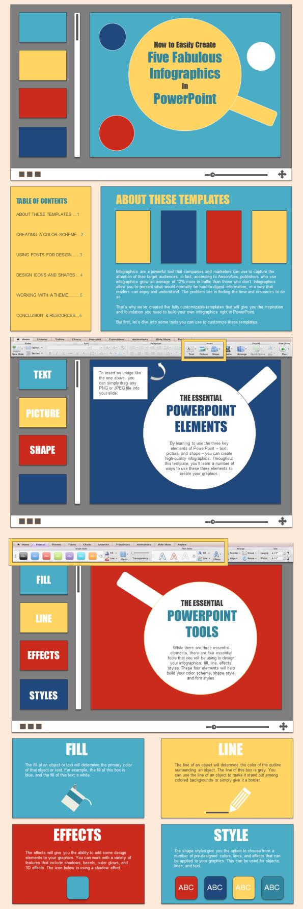 Creación de Infografías con PowerPoint