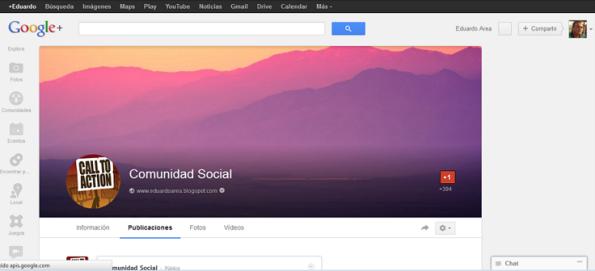 Imagenes Google+
