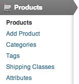 WooCommerce-Productos-Menu