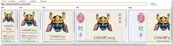 CSSOff Responsive