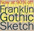 FranklinSketch