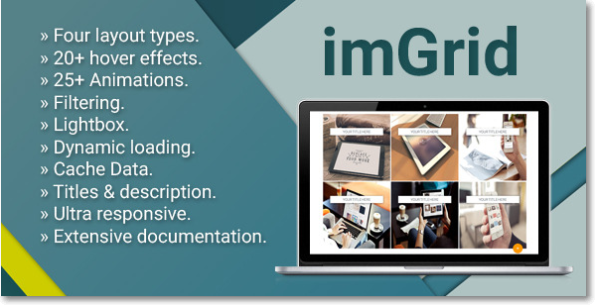 imGrid - Media Grid #Responsive Gallery