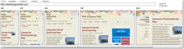 Web Designer Wall Responsive