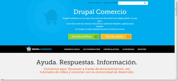Drupal ecommerce