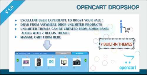 opencart-dropshop