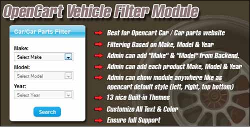 opencart-vehiculo-filtro-modulo