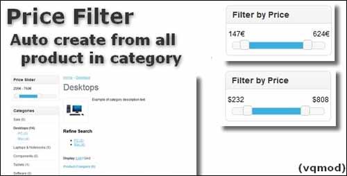 precio-filtro-para-opencart-extension