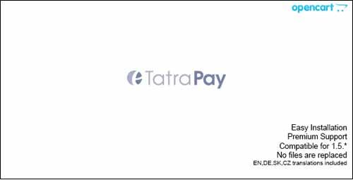 tatrabanka-tatrapay-opencart-plugin