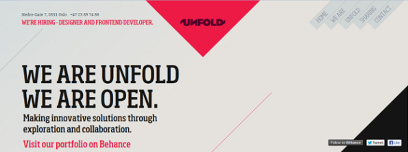 We are Unfold