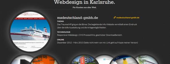 Webdesign Karlsruhe