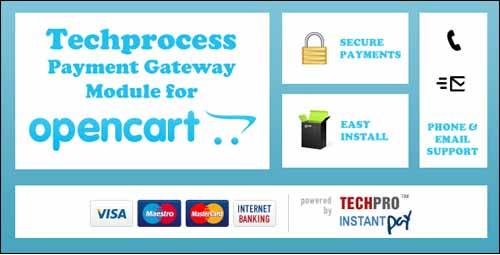 techprocess-pagos-pasarelas-modulo-para-opencart