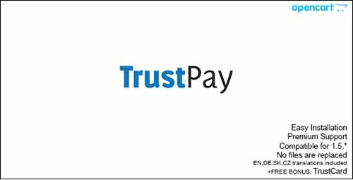 trustpay-opencart-plugin