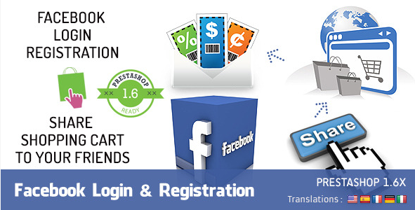 Facebook Login Registration