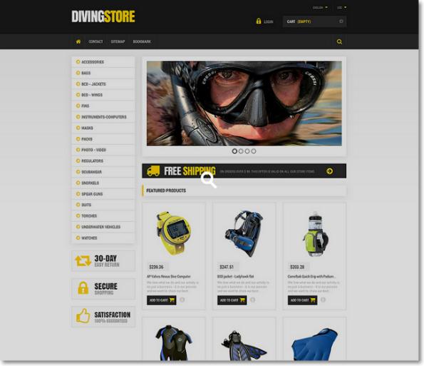 DivingStore