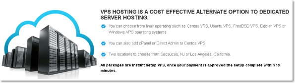 Hosting VPS Interserver