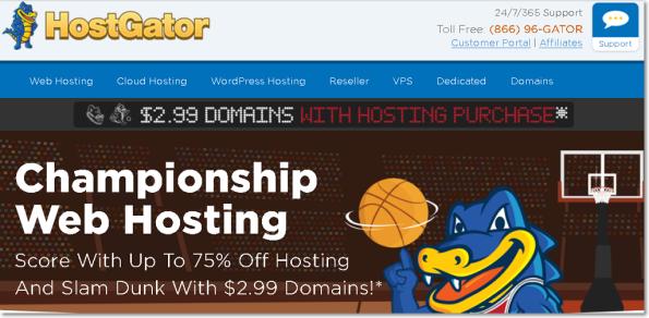 HostGator Hosting3