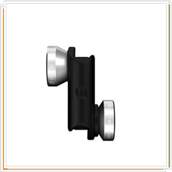 Olloclip OCEU-IPH6-FW2M-SB - Lente 4 en 1