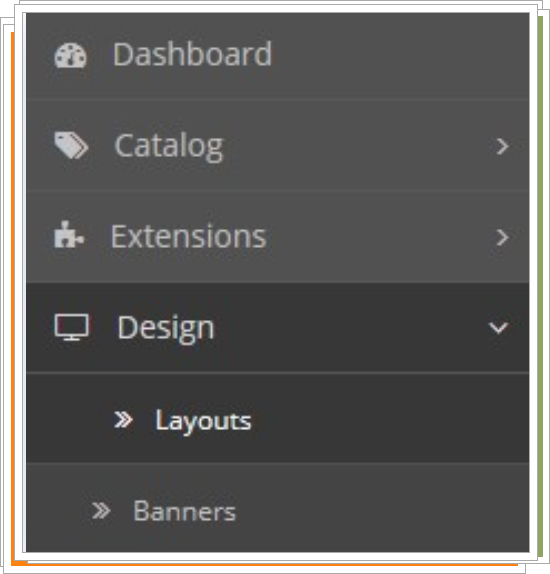 Diseño Opencart