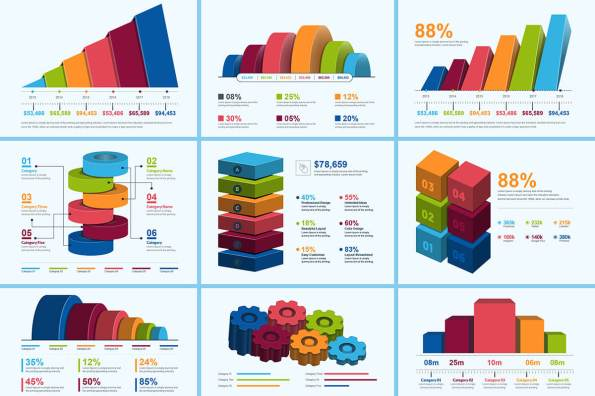 01_Big-infographic-elements-pack-3D-Business-Infographics-package-bundle-presentation-infographic-design-template-free-download